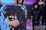Pérou : un jeune artiste gagne un concours télévisé en peignant le Christ