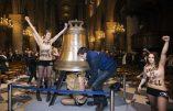 FEMEN ou la stratégie médiatique de l'antichristianisme
