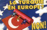 La Turquie remercie François Hollande pour son soutien…