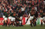 """La douloureuse histoire des Springboks de 1995: entre dopage et """"empoisonnement"""""""