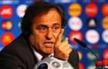 """Platini en a """"ras-le-bol"""" des demandes de boycott d'événements sportifs venant d'intellectuels et de politiques"""