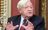 Ukraine: l'ancien chancelier allemand Helmut Schmidt pointe du doigt la mégalomanie des bureaucrates européens