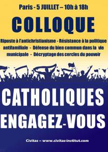 affiche-colloque-civitas-5 juillet 2014