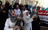 Face à l'Etat Islamique, la nouvelle brigade féminine Banat al-Haqq
