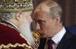 """Le patriarche de Moscou fustige les """"nombreux États européens qui ont abandonné leur identité chrétienne """""""