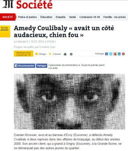 MPI - 28 - 02 - Amedy Coulibaly - chien fou -