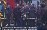 Attentat à Montrouge ce matin, 2 agents municipaux à terre, et l'islamisme toujours tabou
