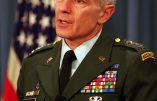 Selon le général américain Wesley Clark: l'Etat Islamique a été créé par les Israéliens pour vaincre le Hezbollah.