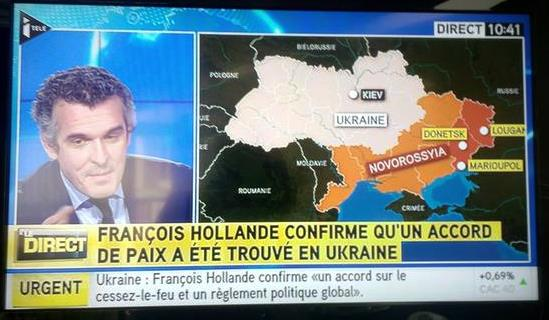 Typologie des groupes armés et cessez-le-feu en Ukraine