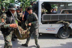 PHILIPPINES-POLICE-REBELLION