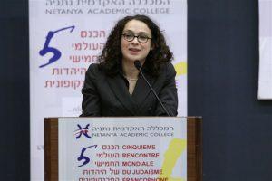 Le rabbin Delphine Horvilleur