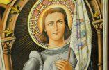 Marion Sigaut, Pierre Hillard, Damien Viguier, Alain Escada et l'abbé Beauvais vous fixent rendez-vous le 8 mai pour rendre hommage à Ste Jeanne d'Arc