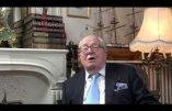 Jean-Marie Le Pen, les chrétiens d'Orient, l'encyclique du pape sur le climat, l'immigration galopante,… 403ème Journal de bord