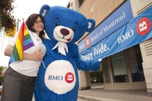 La BMO, Banque de Montréal fait partie des cinq banques les plus importantes du Canada.