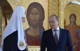 Haine anti-chrétienne: Messe de rentrée scolaire en Russie, un scandale pour le Figaro …