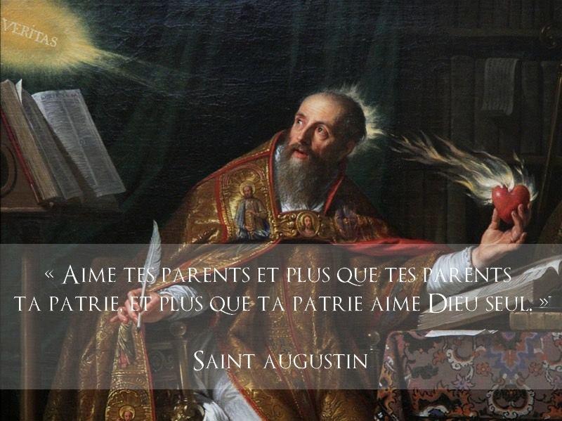 CITATION Saint Augustin