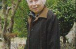 """""""Mgr Lefebvre m'a obtenu un grand miracle"""" raconte Rose Hu qui est restée 26 ans """"Avec le Christ dans les prisons de Chine"""""""