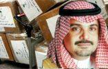 Un prince royal saoudien arrêté avec 2 tonnes de captagon, la drogue des djihadistes. Silence radio!