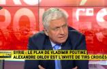 """Interview de l'ambassadeur de Russie à Paris, Alexandre Orlov: """"Nous faisons partie de l'Europe, de la civilisation européenne."""""""