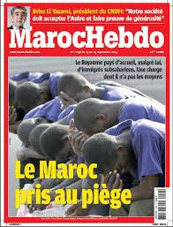 maroc hebdo immigration