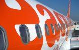 Easyjet s'inquiète suite aux inscriptions «Allah Akbar» sur plusieurs de ses avions en France