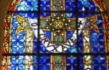 Les vitraux d'Anzy le Duc menacés !