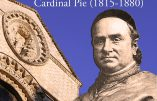 Le Cardinal Pie et le silence des pasteurs au sujet des doctrines perfides