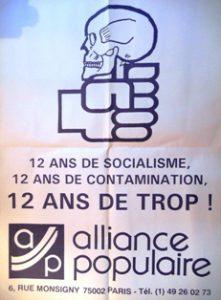 alliance populaire vs socialisme