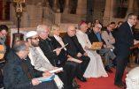 """Le diocèse de Tours et Mgr Aubertin en mode islamofolie : """"cette miséricorde, que l'islam relie à la paix et la fraternité"""" !!!"""