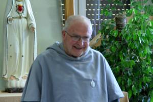 Stefano Manelli, fondateur des franciscains de l'Immaculée