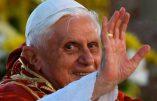 Quand on reparle de l'abdication de Benoit XVI sur fond de contexte géopolitique…