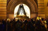 La magnifique procession de Pampelune