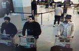 Les auteurs de l'attentat à l'aéroport de Bruxelles
