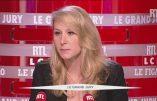 """Marion Maréchal-Le Pen: """"Le Grand remplacement est à l'oeuvre aujourd'hui: remplacement de population, remplacement culturel"""" – Vidéo du """"Grand Jury"""""""