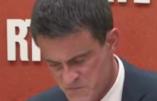 Valls en trois temps