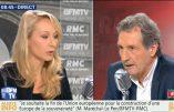 """""""C'est exactement comme l'URSS"""": Marion Maréchal-Le Pen interrogée sur la sortie du Royaume-uni de l'UE le 27 juin 2016"""