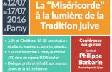 """Mgr Barbarin et le Grand Rabbin de France réunis pour """"faire découvrir aux chrétiens la richesse spirituelle inépuisable du Judaïsme"""""""