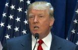 Donald Trump, le 1er président d'un empire en ruine