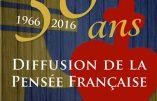 3 et 4 septembre 2016 : Journées Chouannes et cinquantième anniversaire de DPF