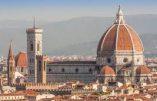 Florence, Italie : L'islam conquérant entre dans la cathédrale