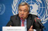 Le nouveau secrétaire général de l'ONU : le portugais Antonio Guterres, le sosie laïc du pape François
