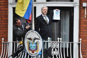 Julian Assange ne sera pas extradé vers les Etats-Unis