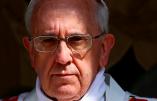 Le pape renonce-t-il à la défense de la vie ?