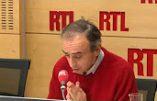 Eric Zemmour : Mélenchon et Hamon, deux gauches irréconciliables