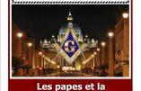 """12 décembre 2016 à Paris – Conférence """"Les papes et la Franc-Maçonnerie"""""""