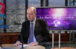 Carl Lang évoque le partenariat entre Civitas, les Comités Jeanne et le Parti de la France pour les élections législatives de juin 2017
