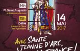 Béatrice Bourges, Marion Sigaut, Pierre Hillard, David Van Hemerlryck,… Ils soutiennent le défilé en hommage à Ste Jeanne d'Arc !