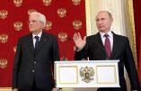 Vladimir Poutine: «On s'apprête à balancer d'autres substances chimiques et à en accuser les autorités syriennes». Intégralité de la déclaration