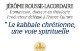 Jérôme Rousse-Lacordaire, un étrange dominicain kabbaliste chez les francs-maçons