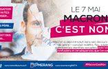 """La Manif pour tous : """"Macron, c'est non !"""""""